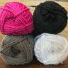 CHELSEA - White/Overcast Grey/Hot Pink/Black